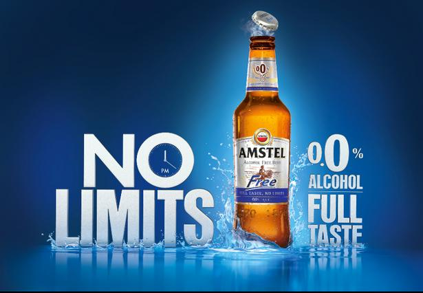 Amstel Free: Η πρώτη μπίρα με 0,0% αλκοόλ