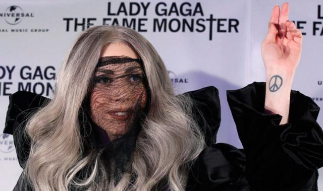 Ως κακιά μάγισσα εμφανίστηκε αυτή τη φορά η Gaga.