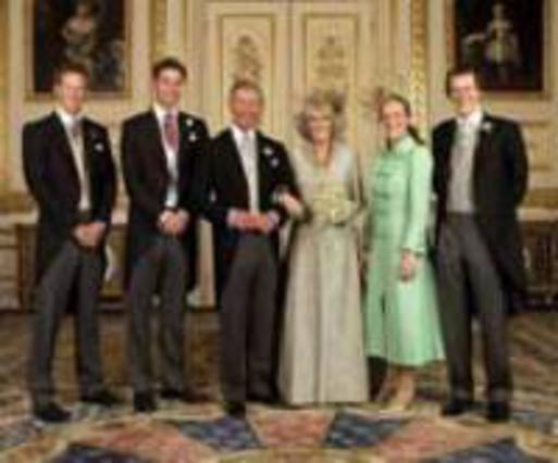 Ο γάμος του Κάρολου και της Καμίλα!