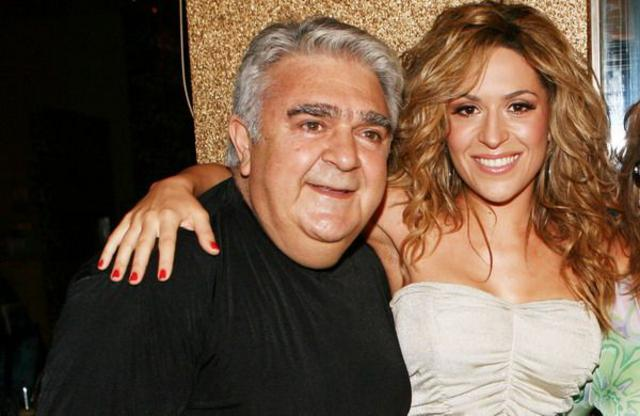 Γιάννα Τερζή: Χέρι χέρι με τον πατέρα της, Πασχάλη στη Θεσσαλονίκη [photo]
