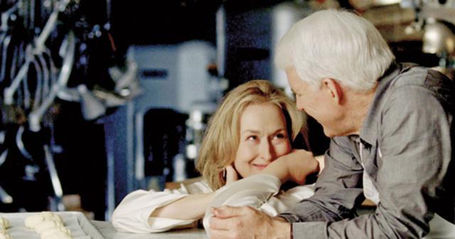 Μέριλ Στριπ:  Είμαι 60 χρόνων και κάνω ρομαντικές κωμωδίες