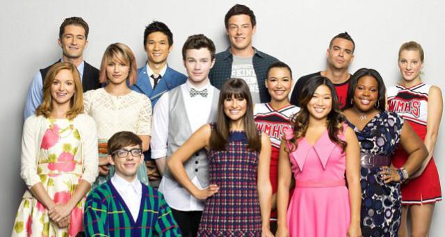 Καστ του Glee: το τελευταίο αντίο στον Κόρι Μόντεϊθ