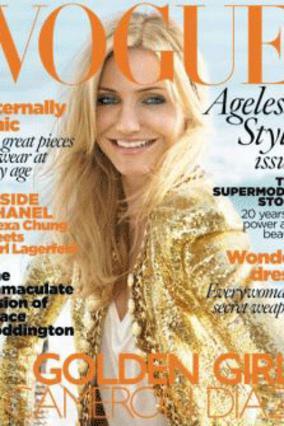 Άκρως αποκαλυπτική η συνέντευξη  της Ντίαζ στη  Vogue  Ιουλίου