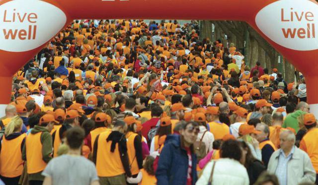 Θέλεις να τρέξεις για καλό σκοπό; Έλα στο  ΙΙΙ Live Well Event!