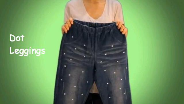 Mεταμόρφωσε τα denim leggings σου με 5 τρόπους