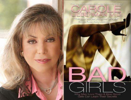 Η ψυχίατρος δρ. Κάρολ Λίμπερμαν έγραψε το βιβλίο  Bad Girls: Why Men Love Them & How Good Girls Can Learn Their Secrets , σε κάποιο σημείο του οποίου υποστηρίζει ότι πίσω από το αγγελικό πρόσωπο της Κ