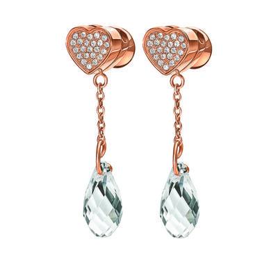 <p>Τα απόλυτα σκουλαρίκια που φοριούνται με πολλούς τρόπους.</p>
