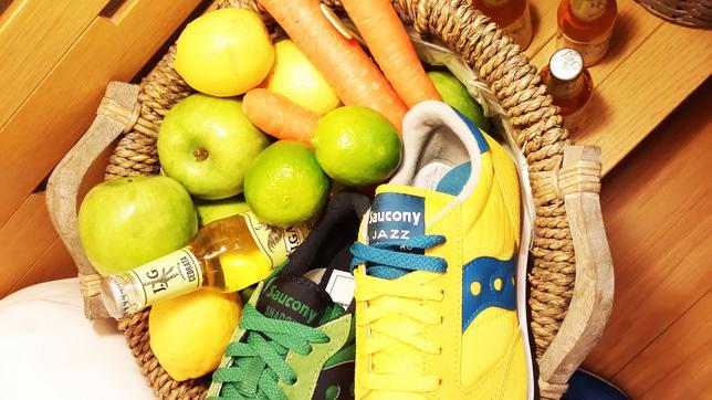 Η ολοκαίνουρια συλλογή sneakers της SAUCONY Originals