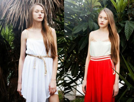 Η συλλογή sunkissed της Samantha Sotos για το καλοκαίρι 2015