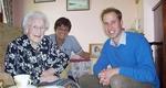 Γιαγιά 109 ετών συμβουλεύει τον πρίγκιπα Γουίλιαμ!