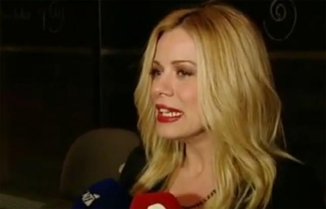 Η Ζέτα Μακρυπούλια ξεκαθάρισε τι παίζει με το X-Factor [vds]