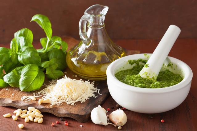 5 συμβουλές για αυθεντικό ιταλικό pesto