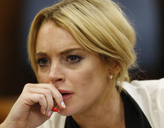 Τον εαυτό της κατηγορεί για την καταστροφή της καριέρας της η Λίντσεϊ