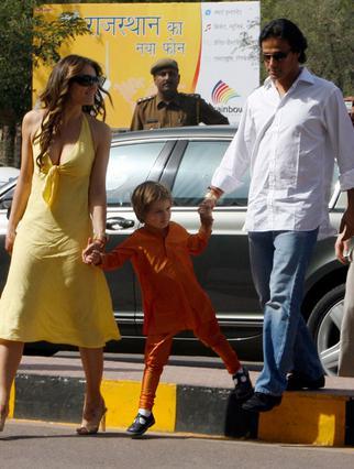 Η Λιζ Χάρλεϊ υποστήριζε πάντα πως  ο Αρούν Ναγιάρ στάθηκε  αληθινός πατέρας  για τον γιο της, Ντάμιαν.