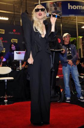 Οι βάτες της Lady Gaga σε όλο τους το μεγαλείο!