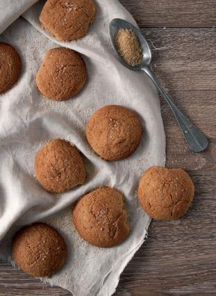 Μπισκότα καραμέλας - βουτύρου