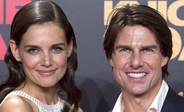 Έλυσαν το πρόβλημα του γάμου τους ο Τομ και η Κέιτι με χωριστές κρεβατοκάμαρες