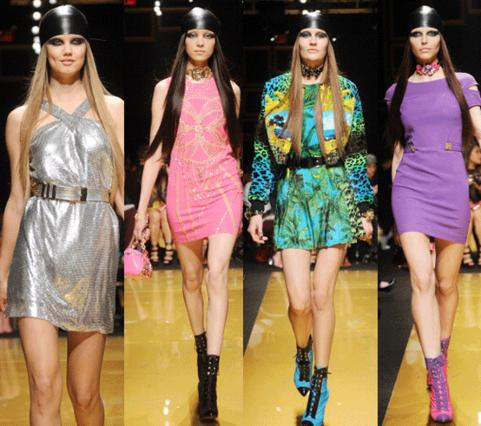 Στην πασαρέλα υψηλής ραπτικής στη Νέα Υόρκη, είδαμε όλα τα κομμάτια της συλλογής της μεγάλης συνεργασίας του οίκου Versace με την H%M