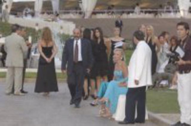 Ο λαμπερός γάμος του Μάκη!