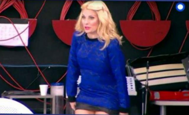 Το ανοιχτό μικρόφωνο «πρόδωσε» την Ελένη!