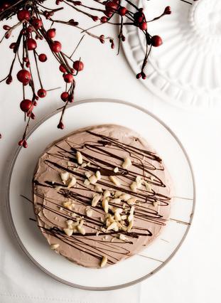 Εύκολη τούτρα  σοκολάτας