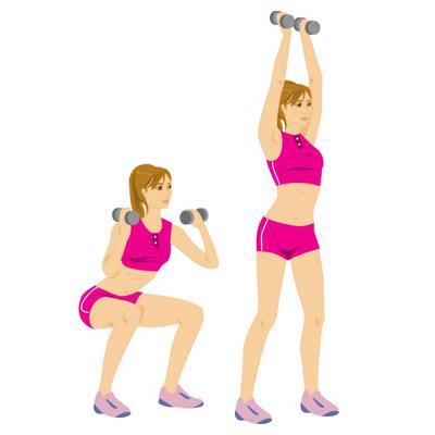 Sexy γλουτοί με 7 αποτελεσματικές ασκήσεις  4d3684774a4