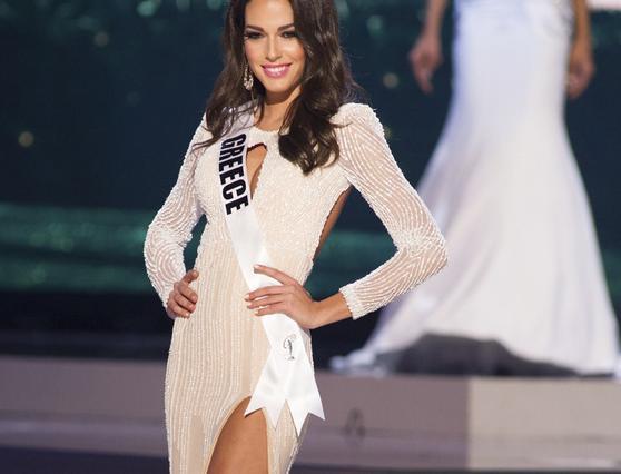 Η Ελληνίδα που μάγεψε στα Miss Universe 2014