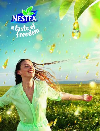 Taste of Freedom  από το NESTEA