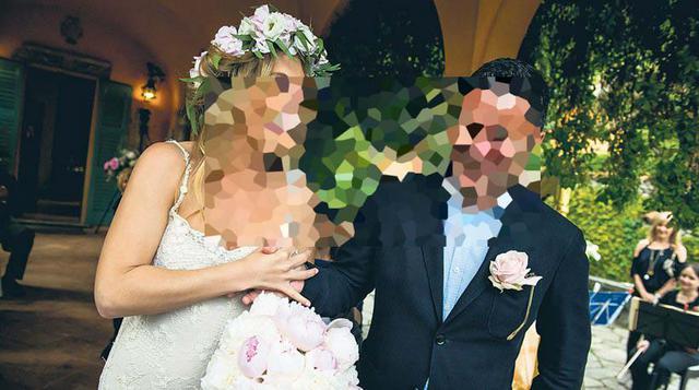 Ο υπέρ-χλιδάτος γάμος διάσημου επιχειρηματία στο Κόμο (φωτό)