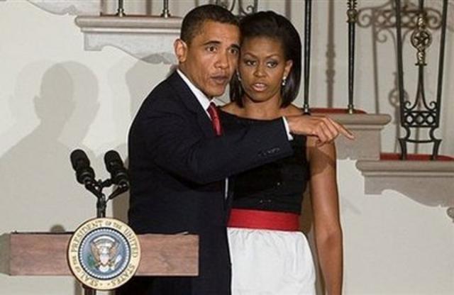 Η Μισέλ Ομπάμα ανάμεσα στις πιο καλοντυμένες