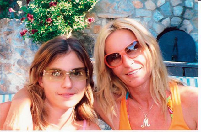 Μαρία Σταματέρη:  Θα την «ψωνίσω» όταν γίνω γιαγιά