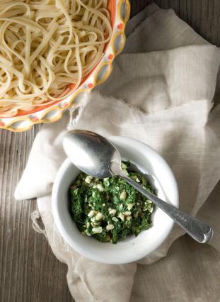 Πράσινη σάλτσα της Τοσκάνης