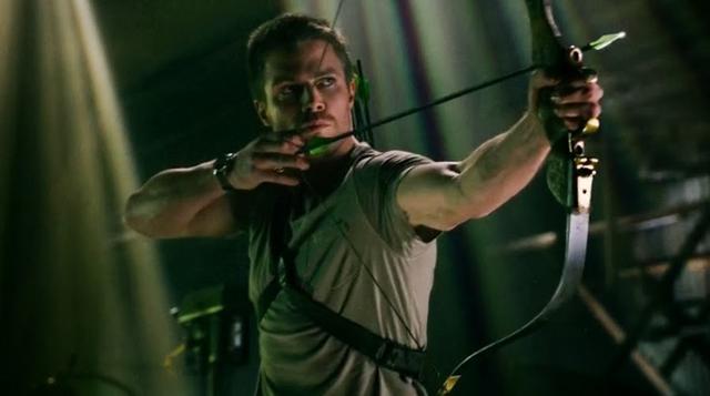 Arrow: Ο Στίβεν Άμελ κι ο παραγωγός μαρτύρησαν τι θα δούμε στη νέα σεζόν [vds]