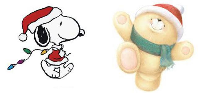 Snoopy & Forever friends μαζί!