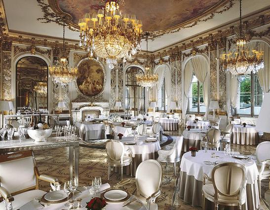Κι όμως δεν είναι παλάτι αλλά... εστιατόριο (photos)