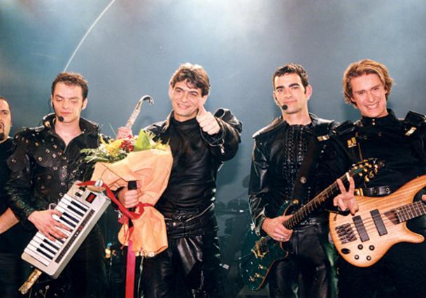 Μ. Ρακιντζής:  Δεν θα ξαναπήγαινα Eurovision