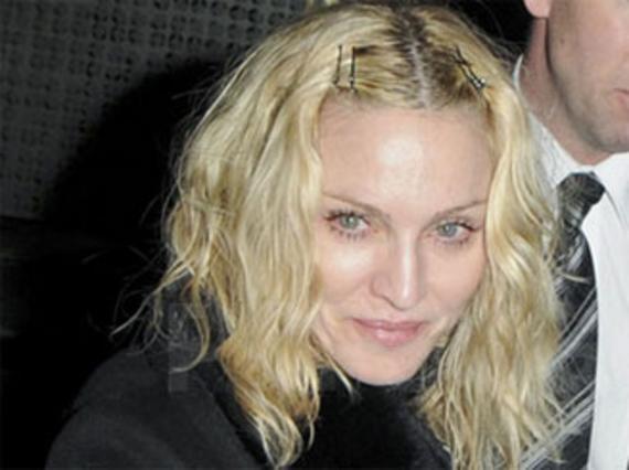 Η Μαντόνα προσπαθεί να ξυπνήσει μέσα της την ταπεινοφροσύνη... Το άλλο με τον Τοτό το ξέρεις;
