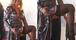 Κοκκίνου: Σόου με ζαρτιέρες στο