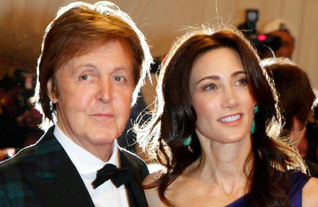 Τρίτη φορά γαμπρός θα ντυθεί ο διάσημος πρώην Μπιτλ