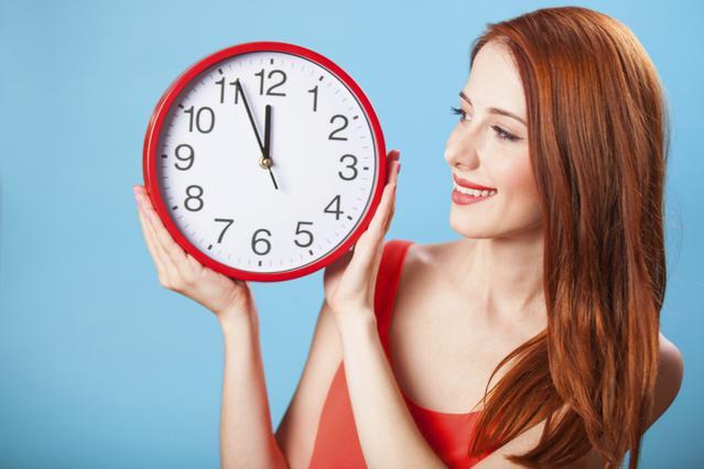 Η σωστή ώρα για δίαιτα, γυμναστική κι όχι μόνο