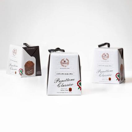 Ένα mini pannetone δώρο για σένα από την Intimissimi