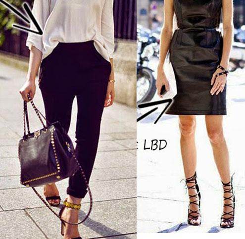 10 τρόποι να φορέσεις τα μαύρα σου πέδιλα τώρα  0849a7f512d