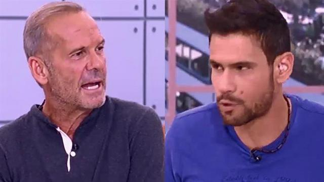 Μαγκιά: ο Κωστόπουλος σχολιάζει τον καβγά Ουγγαρέζου -Σεφερλή