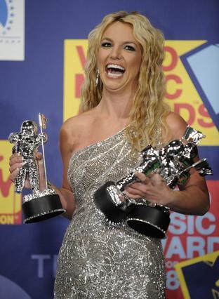 Η Μπρίτνεϊ σάρωσε στα VMA