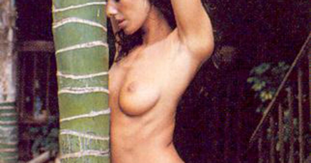 καυτά γυμνό Τίνα