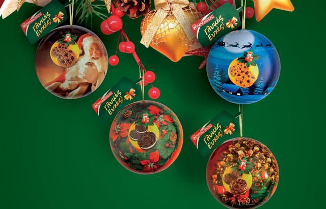 Τα μπισκότα Παπαδοπούλου φόρεσαν τα γιορτινά τους