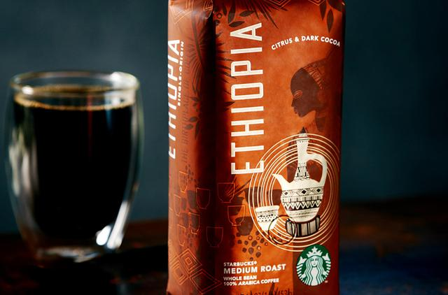Νέος Starbucks Ethiopia με νότες κίτρου και κακάο