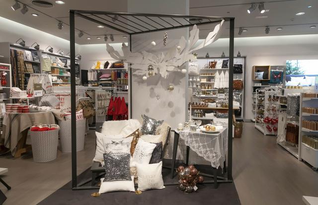Η H&M HOME γιόρτασε το πρώτο της SPOT στην Αττική