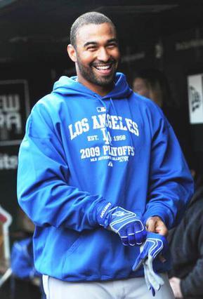 Ματ Κεμπ: ο 25χρονος άσσος  των Dodgers έφερε το χαμόγελο  στα χείλη της Ριάνα.