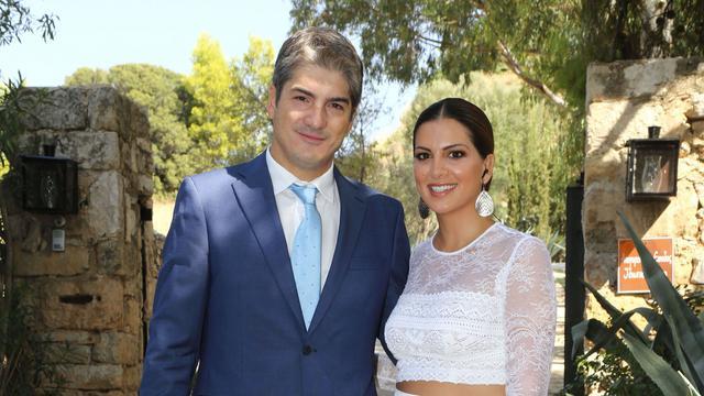 Τσιμτσιλή: Γιορτάζει την επέτειο γάμου με τρυφερή φωτό!